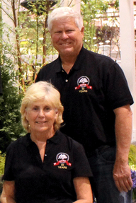Clint and Kathy Bard